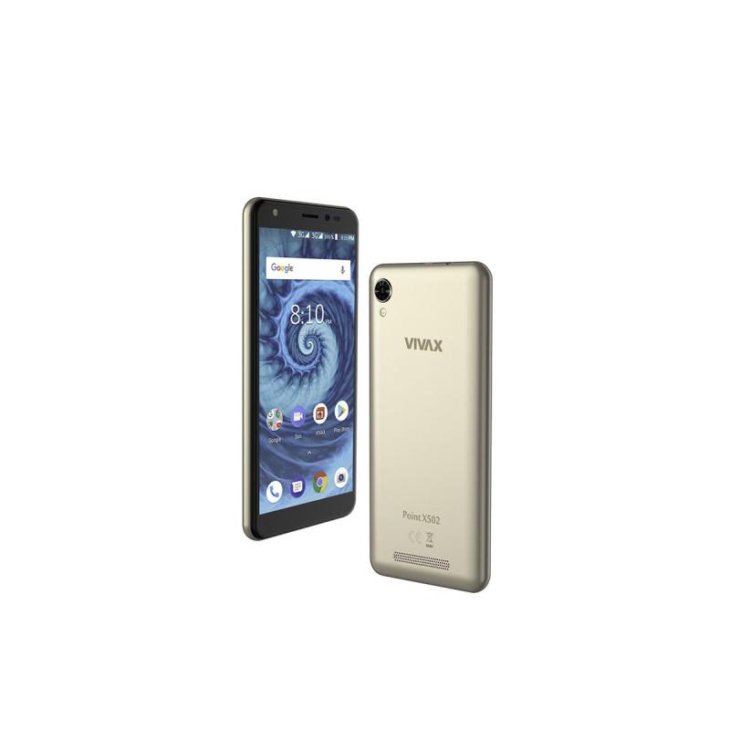 VIVAX Point X502 Dual Sim (Zlatna)