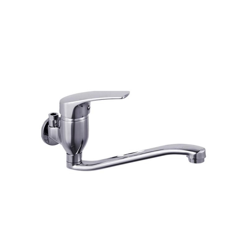 Aquabi slavina Simple za sudoperu - tri cevi
