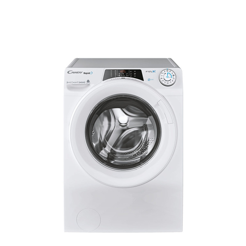 Candy mašina za pranje i sušenje veša ROW 4854DWME/1-S