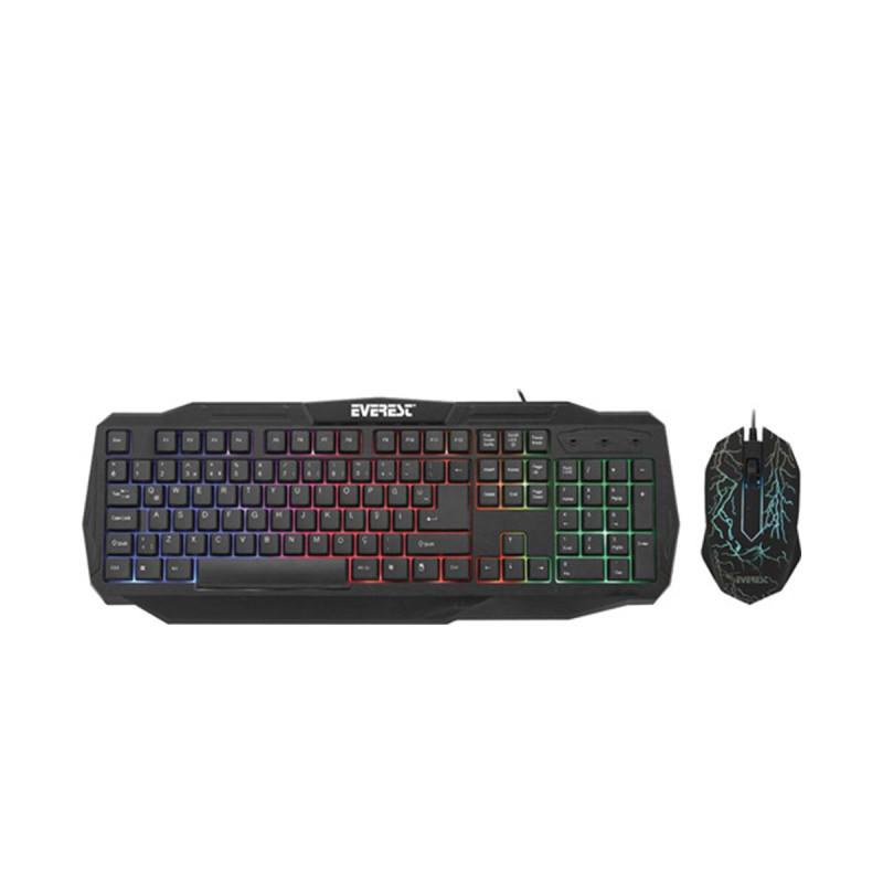 Everest tastatura sa mišem KMX-86 Olivine