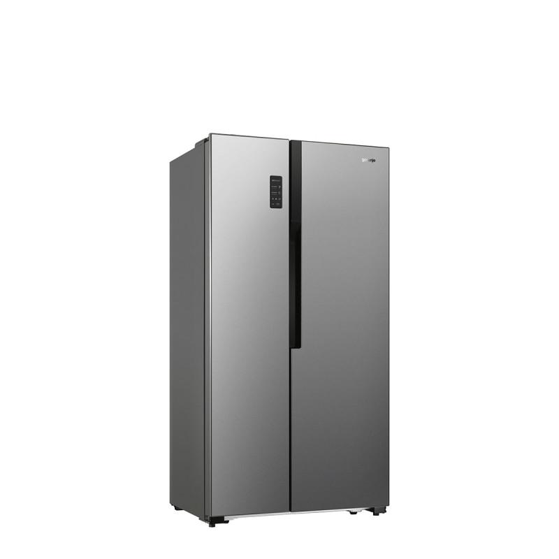 Gorenje kombinovani frižider NRS9181MX side by side