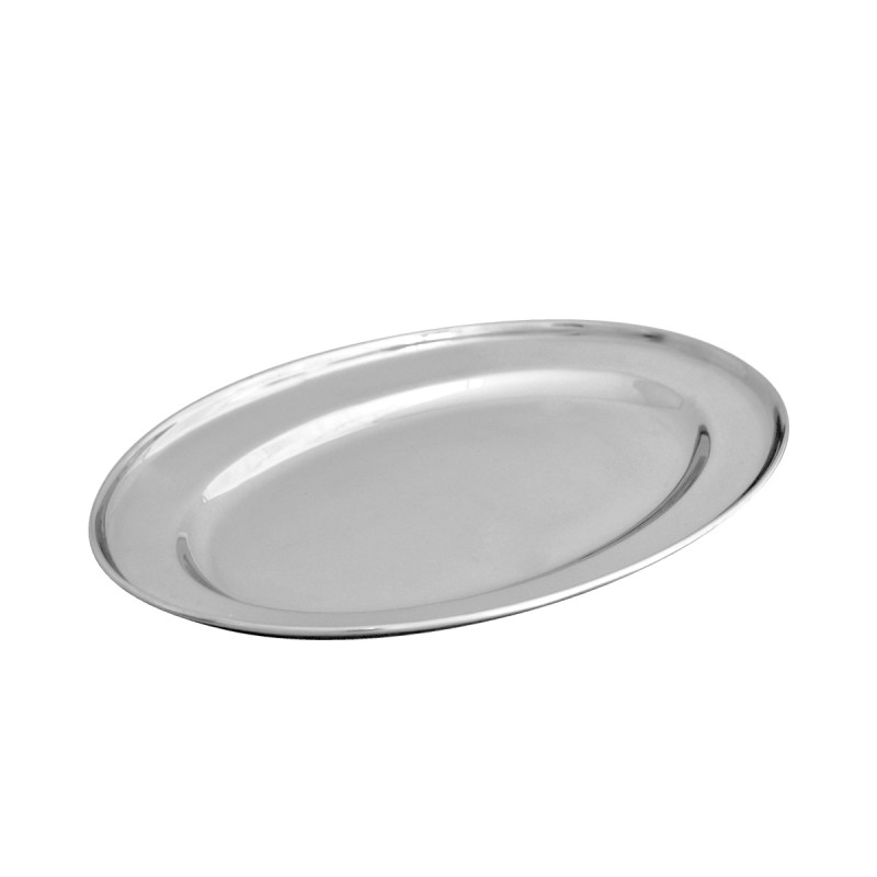 Sigma inox oval PL 45cm