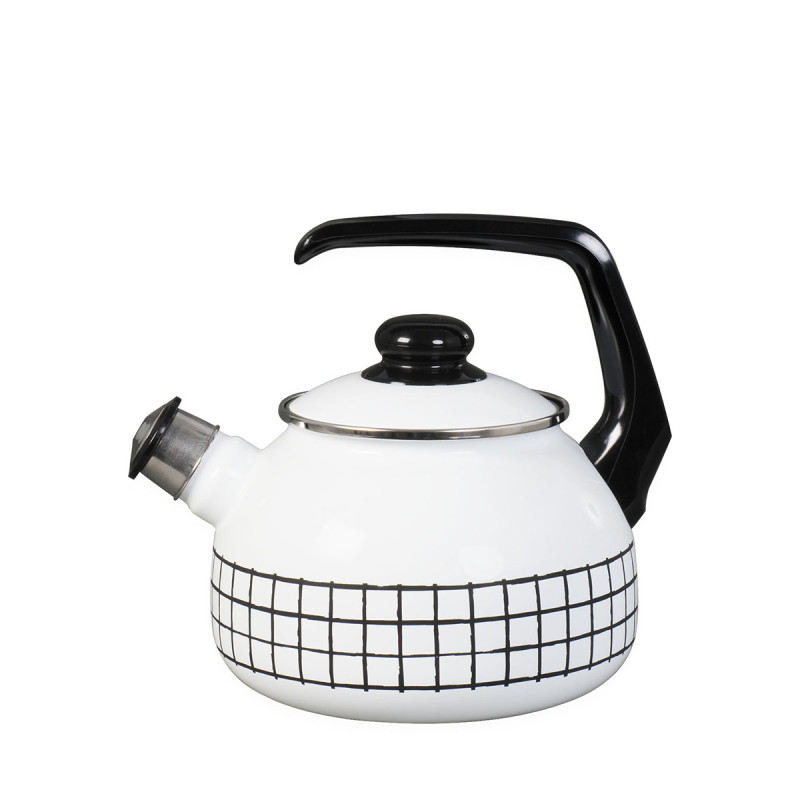 Metalac čajnik DOTS&LINES 20cm/2,5lit