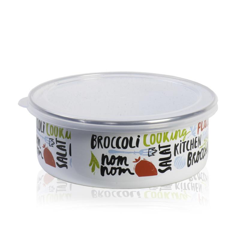 Metalac posuda za čuvanje hrane BROCCOLI 14cm/0,75lit