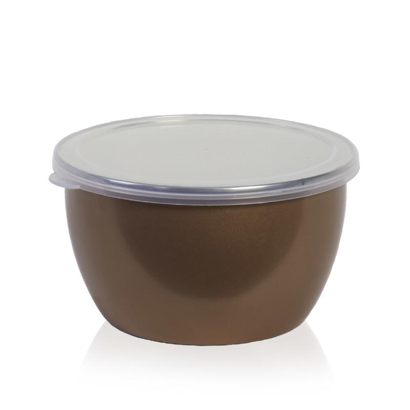 Metalac posuda za čuvanje hrane METLINE GOLD 16cm/1,7lit