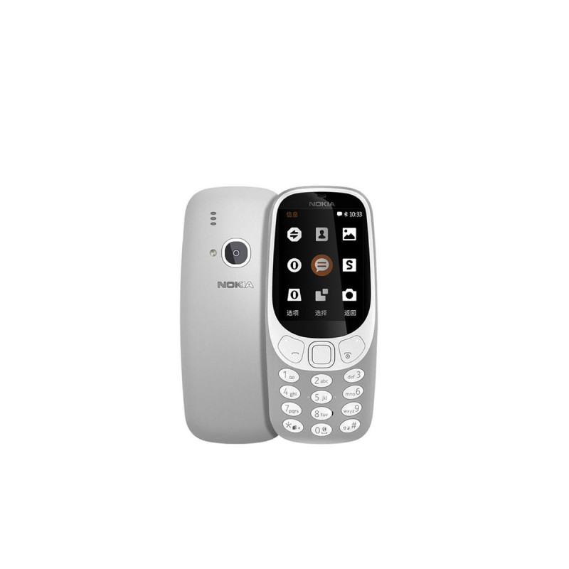 Nokia mobilni telefon 3310 DS GREY