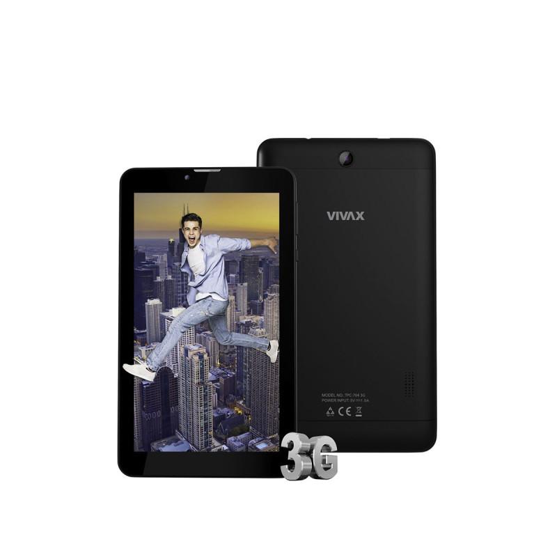 Vivax tablet TPC-704 3G + case
