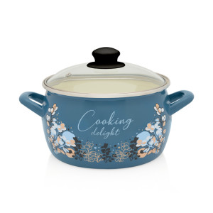 Metalac duboka šerpa BLUE COOKING DELIGHT 20cm/4,4lit