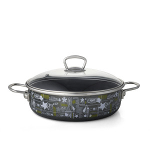 Metalac tava FB FOOD 26cm/4lit
