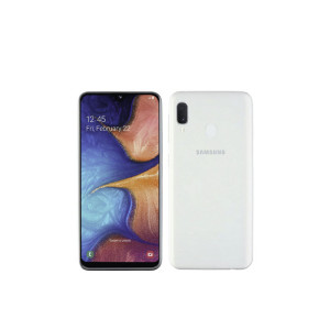 Samsung Galaxy A20E DS WHITE