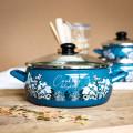 Metalac plitka šerpa BLUE COOKING DELIGHT 20cm/3,1lit