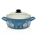 Metalac plitka šerpa BLUE COOKING DELIGHT 24cm/5,3lit
