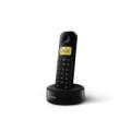 Philips Bežični telefon D1301B/53, Crna