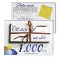 Poklon vaučer - 1.000rsd